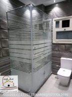 تصاميم حمامات صغيرة / مع شركة عقارى