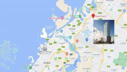 شقة للبيع على بعد 15 دقيقة من برج خليفة ب 495 ألف درهم بالتقسيط على 10 سنوات