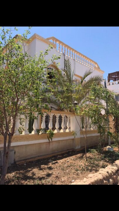 Villa in the most beautiful places of Sharm el-Sheikh on the sea in Egypt, the country of safety and security