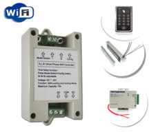 جهاز لفتح الباب بالموبايل واى فاى WIFI Access Control Module