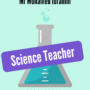 Science and English teacher