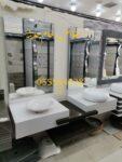مغاسل حمامات رخام حديثة امريكية