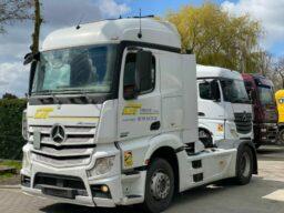 شاحنه مرسيدس اكتروس 1845 mp4 للبيع بحالة اصلية 100100