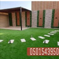جلسات حدائق و برجولات خشب في جدة , تنسيق حدائق منازل جدة ,