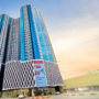 في عجمان -الراشدية للبيع شقة ثلاث غرف وصالة على الخور والتسليم فوري